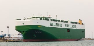 MV Traviata Joins Wallenius Wilhelmsen's Fleet