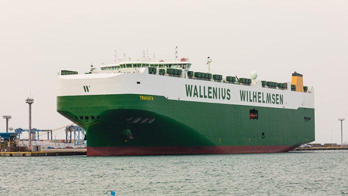 MV Traviata Joins Wallenius Wilhelmsen's Fleet