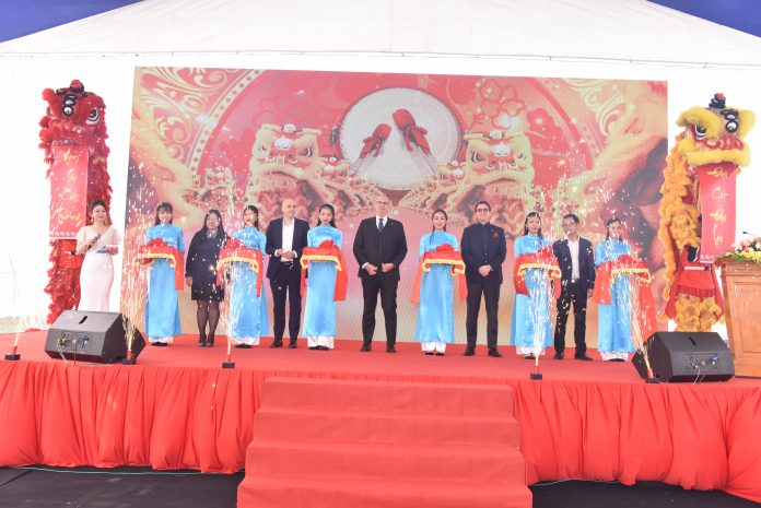Maersk Expands in North Vietnam with Opening of New Logistics Center