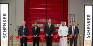 DB Schenker Opens Fully Solar-powered Logistics Center in Dubai