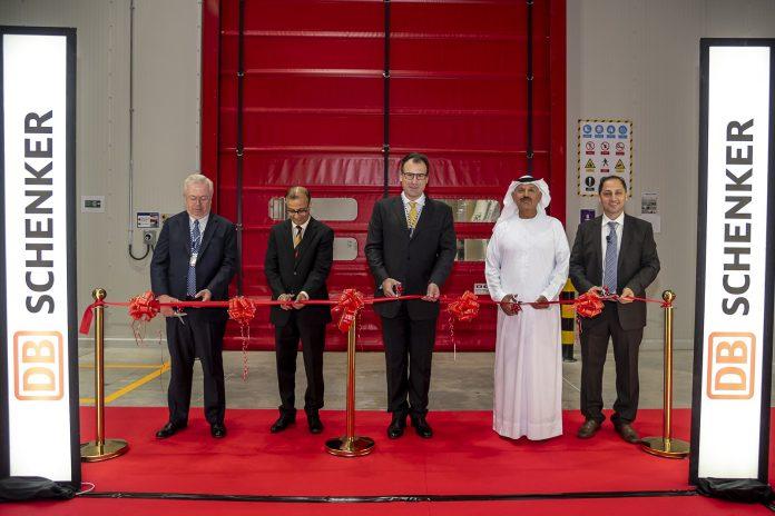 DB Schenker Opens Fully Solar-powered Logistics Center in Dubai