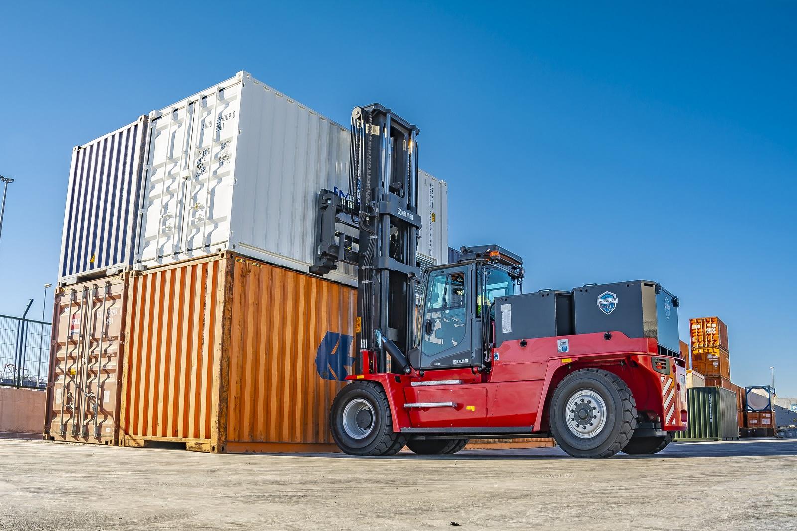 Kalmar to Supply 6 Electric Forklift Trucks to Brazilian logistics operator  Sagres - Logistics Manager