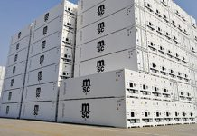 MSC Adds Over 5,000 Units to Reefer Fleet