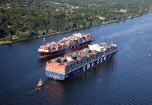 Port of Hamburg Announces Elbe Fairway Widening