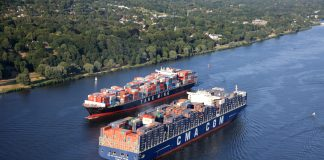 Port of Hamburg Announces Elbe Fairway Widening