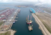 Prinses Amaliahaven, Port of Rotterdam