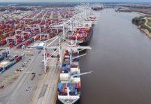 Port of Savannah Sets Calendar Year Record, Georgia
