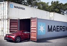 Maersk Handles End-to-end Logistics for Sri Lanka's First Electric Car Delivery
