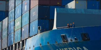 Port of Long Beach Terminals Open and Operating