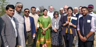 British Experts Join Indian Farmers to Reduce Food Loss Sustainably