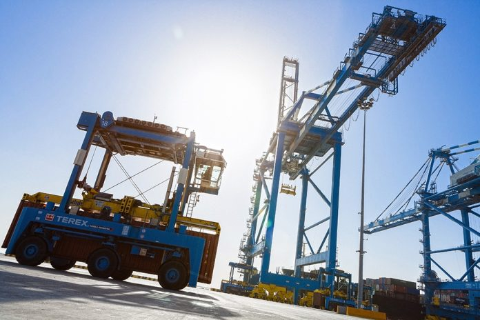 CSP Abu Dhabi Terminal Achieves Shipment and Safety Milestones