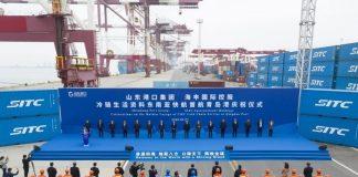 SITC Celebrates Southeast Asia - Qingdao Express Maiden Voyage