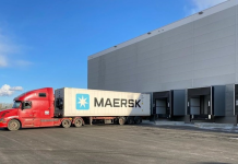 Maersk Launches its Cold Store in St. Petersburg