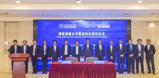 SITC Sign Strategic Cooperation Framework Agreement with Tianjin Port Group