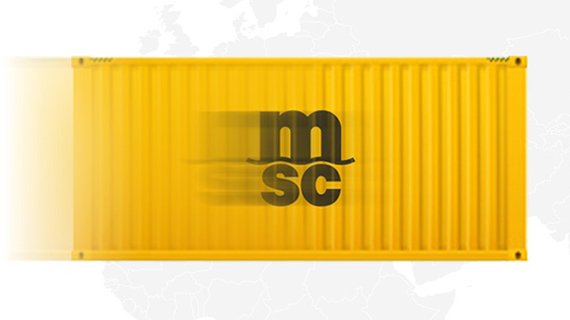 MSC Introduces Instant Quote Function for Online Cargo Bookings