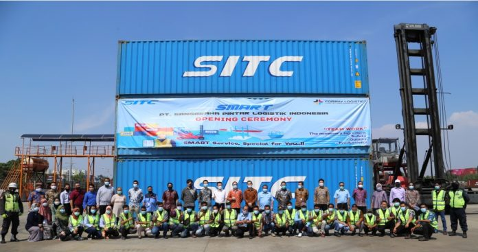 SITC Logistics Establishes Indonesia Jakarta Depot