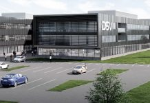 DSV plans to invest approximately 2 billion Danish Kroner in a new logistics center, Europe's largest with just one leaseholder.