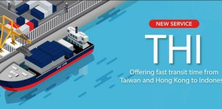 CNC Introduces New Taiwan Hong Kong Indonesia (THI) Service
