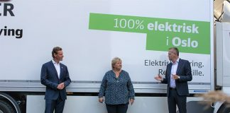 DB Schenker Achieves 100% Electric City Logistics in Oslo with New Volvo FL Electric Truck