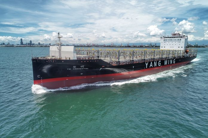 Yang Ming Vessels First to be Awarded ABS Smart Ship Notations