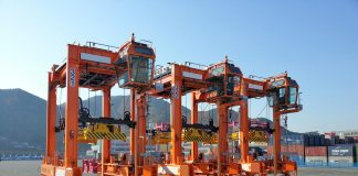 Konecranes to Deliver Sprinter Carriers to Busan New Port