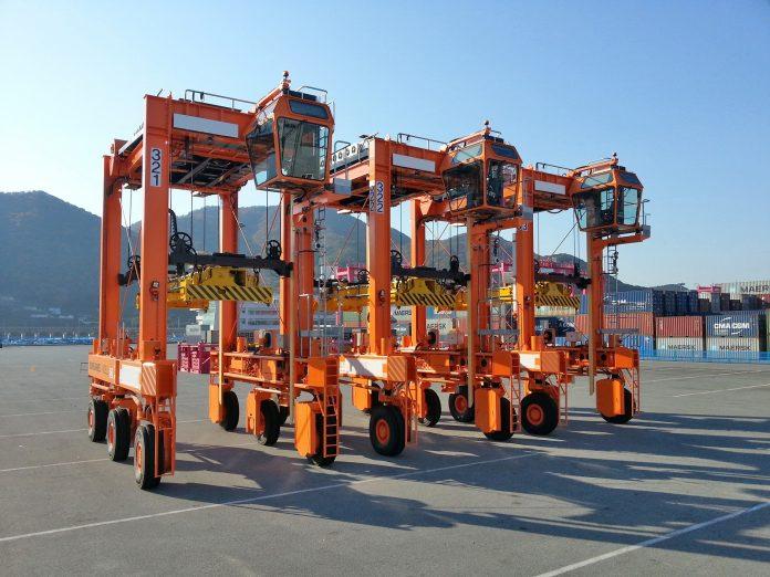 Konecranes to Deliver Sprinter Carriers to Busan New Port