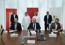 Aramex Enters into Strategic Partnership with Transportr