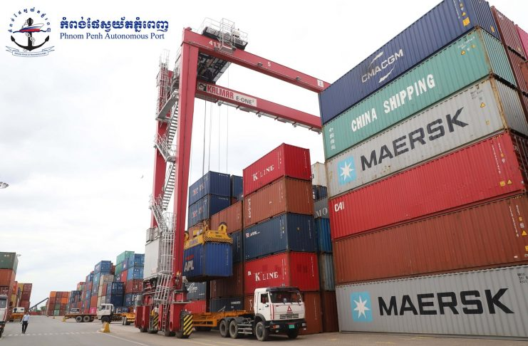 Kalmar SmartPower RTGs Chosen for Port Expansion in Cambodia