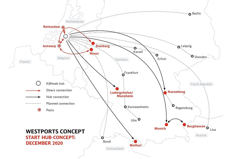 DB Cargo Westports