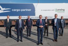 cargo-partner Sends Block Train from Linz to Qingdao for Lenzing AG
