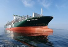 Evergreen Awarded Certification for Ever Forward, their Latest Container Ship