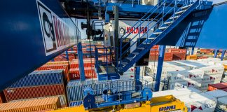 Kalmar to Supply TCPH Terminal with Fully Electric RTG Solution