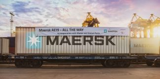 Maersk Doubles Capacity on Weekly Ocean-rail Service from Asia to Europe