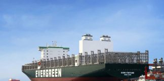 Ever Fortune Joins Evergreen Fleet