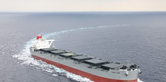 """""""K"""" Line Takes Delivery of Bulk-Carrier """"CAPE ACE"""""""