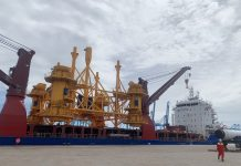 dship Carriers Delivers Offshore Renewables Installation Equipment for Taiwanese Windfarm