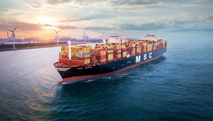 MSC Joins Hydrogen Council to Collaborate on Decarbonization