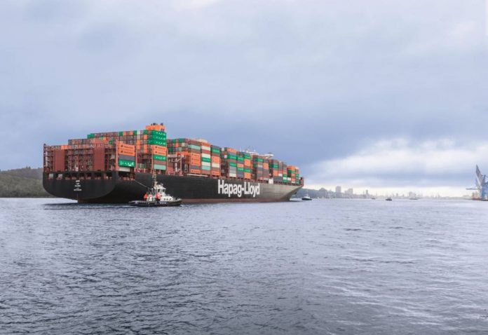 Hapag-Lloyd Finalizes Green Financings for Six Large Container Ships