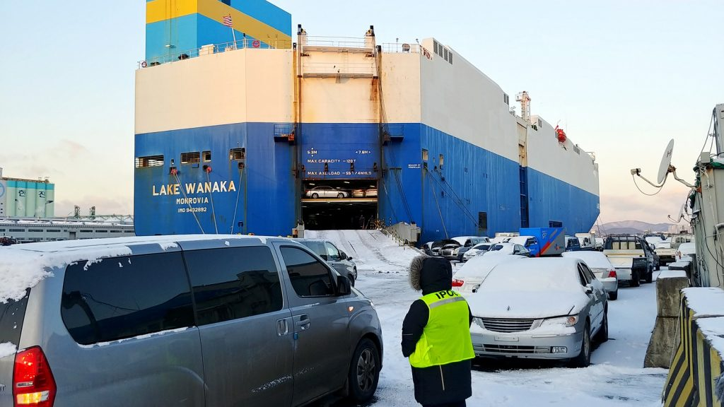 CEVA Logistics Completes RORO Charter to Deliver Thousands of Cars