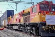 CMA CGM India Introduces the Python Train Service