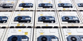 Reefer container freight