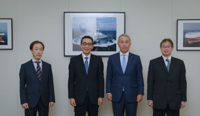 """K"" LINE to Expand Data Sharing to Enhance Utilization of Big Data in the Maritime Industry"