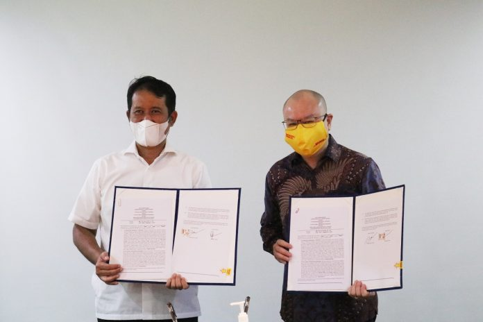 DHL and Pelindo 1 Partner to Accelerate Development of Kuala Tanjung