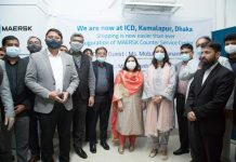 Sealand Opens a Delivery Order Counter in Dhaka ICD