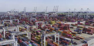 Konecranes Delivers 28 Container Cranes to Georgia Ports Authority