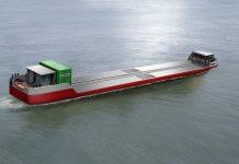 hydrogen cargo vessel