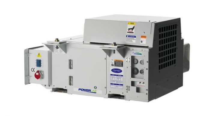 Carrier Transicold Adds High-Performance PowerLINE Generator Sets