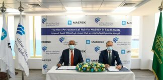 Maersk Saudi Arabia